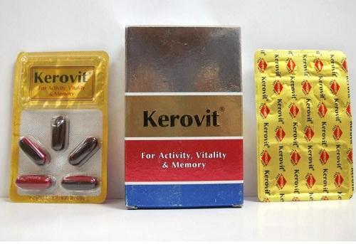 سعر كيروفيت اقراص Kerovit Capsules