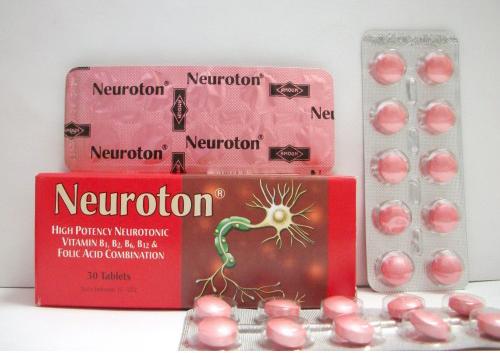 سعر برشام نيوروتون NEUROTON 30 COATED TAB.