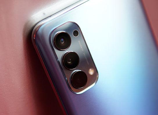 Oppo Reno 4 Camera