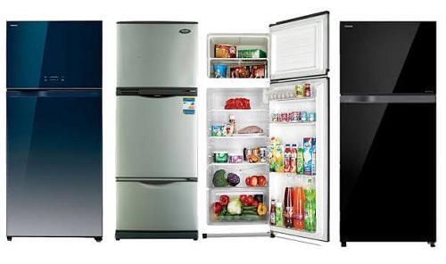 اسعار ثلاجات توشيبا 16 قدم Toshiba refrigerator 16 feet price