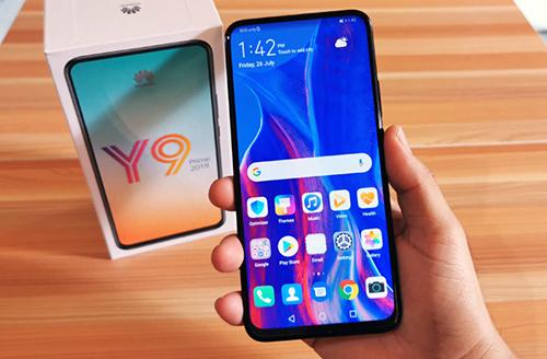 مميزات هاتف هواوى Huawei Y9 Prime