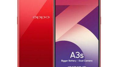 سعر ومواصفات هاتف Oppo A3s