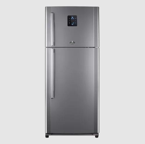 ثلاجات كريازى 12 قدم kiriazi-refrigerator-12-feet-digital-stainless-steel