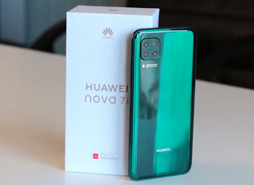 مواصفات هاتف هواوى Huawei Nova 7i