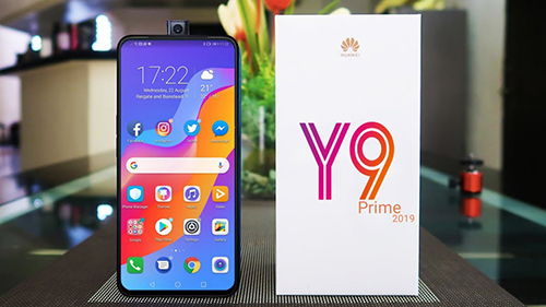 مواصفات هاتف هواوى Huawei Y9 Prime
