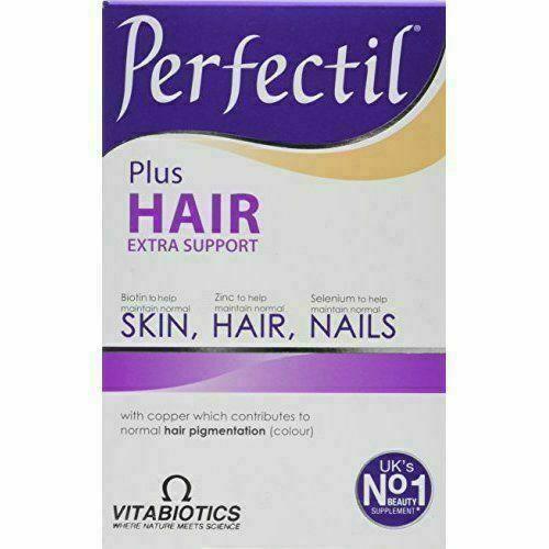 برفكتيل بلس هير كبسولات Perfectil Plus Hair 60 Tablets