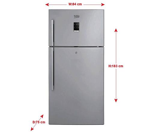 اسعار ثلاجات بيكو 20 قدم Beko refrigerator 20 feet price