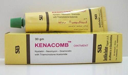 مرهم كيناكومب KENACOMB TOPICAL OINTMENT 30 GM