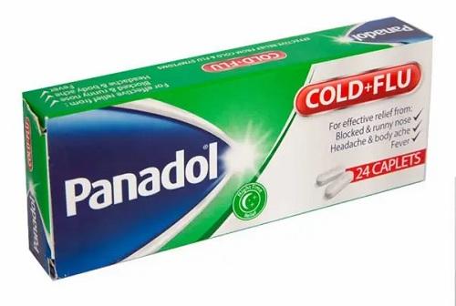 سعر PANADOL COLD & FLU 24 TABS