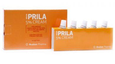 سعر بريلا مخدر Prila 5 Cream