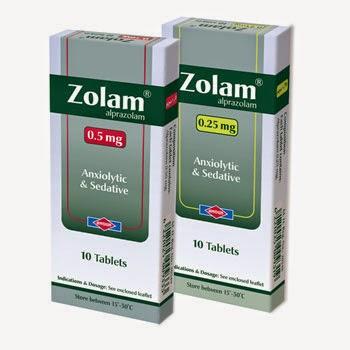 سعر برشام زولام Zolam tab price