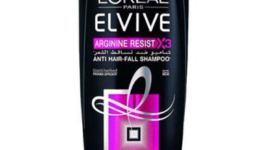 شامبو لوريال لتساقط الشعر L'Oreal Paris Elvive Arginine Resist X3 Anti Hair-Fall Shampoo 200ml