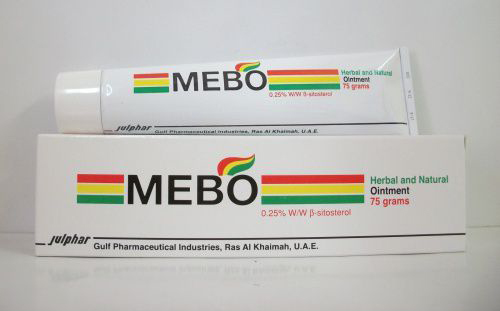 سعر كريم ميبو MEBO 0.25% 75 GM OINT