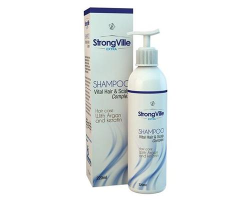 سترونج فيل شامبو STRONG VILLE HAIR SHAMPOO