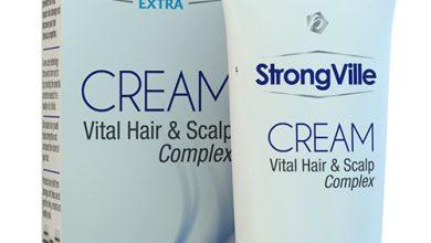 سعر سترونج فيل كريم STRONGVILLE HAIR CREAM 120 ML