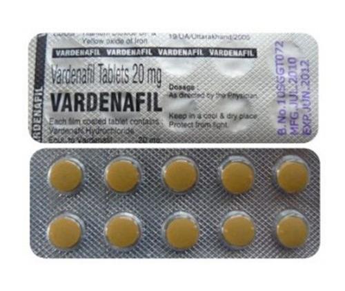 سعر فاردينافيل في مصر VARDENAFIL 4 TABS